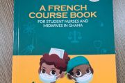1st FRENCH COURSE BOOK LAUNCHED