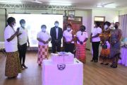 HISTORY BOOK ON NURSING AND MIDWIFERY IN GHANA LAUNCHED